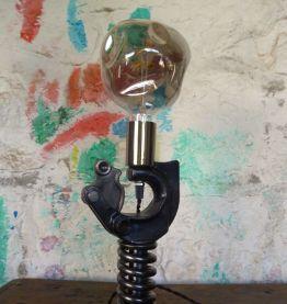 LAMPE DESIGN INDUSTRIEL - VINTAGE - TIGRE -