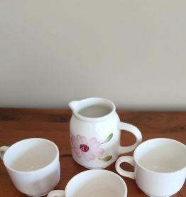 Tasses pot à lait