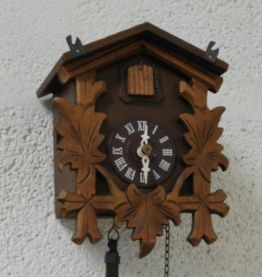 Horloge coucou