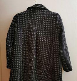 petit manteau forme trapèze