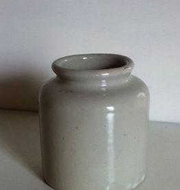 2 pots anciens en grès vernissé