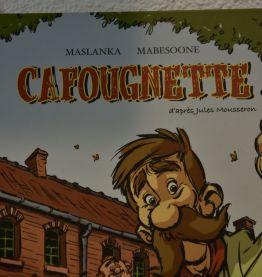 """BD """"Cafougnette"""""""
