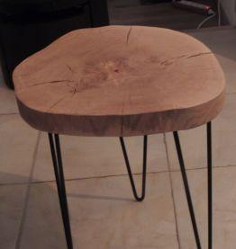 Table Artisanale Chêne