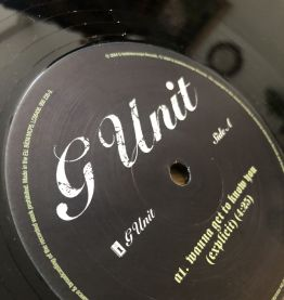 Vinyle G UNIT