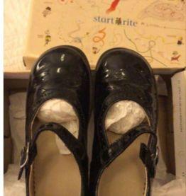 Chaussures vernies Start Rite Modèle Louisa