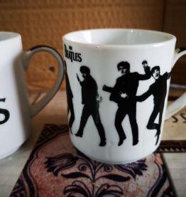 LOT 3 Mugs BEATLES Neuf