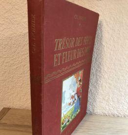 """Livre """" Trésor des fèves  et fleurs des pois """""""