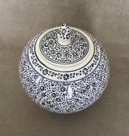 Pot couvert turque
