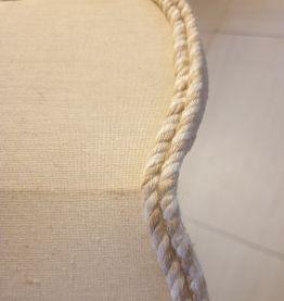 Suspension en tissu