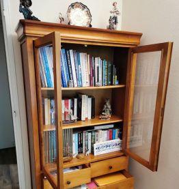 Bibliothèque en bon état