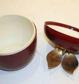 Pot à glaçon vintage