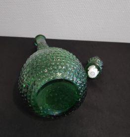 carafe italienne empoli verte avec bouchon