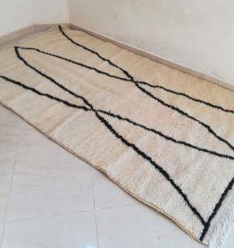 266x147cm tapis berbere marocain
