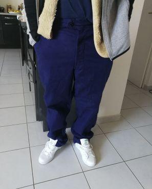 Pantalon de bleu de Travail