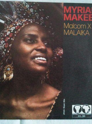 2 vinyles  de Myriam MAKEBA