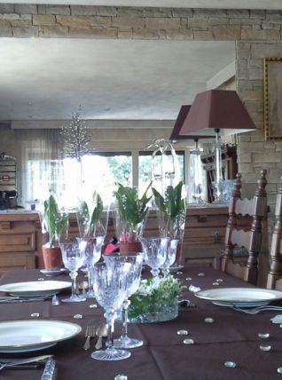 Vend meubles salle a manger chene massif