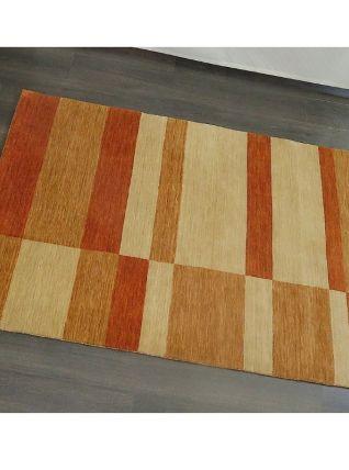 Tapis Persan Indo Loribaft - 182 cm x125 cm - 1990 - NEUF