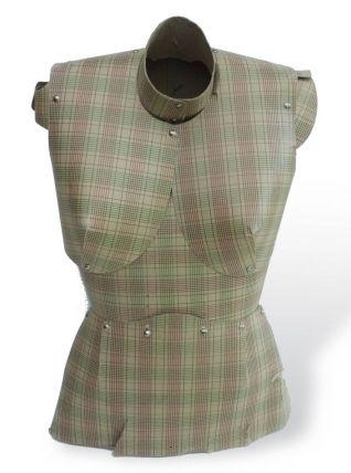 Mannequin de couture Vintage 1950s
