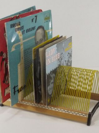 Range disques vinyles