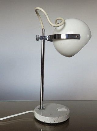 Lampe Eye Ball typique années 70