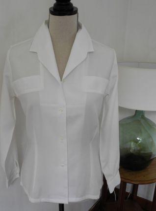 Chemisier chic et habillé Vintage 80'S Taille M