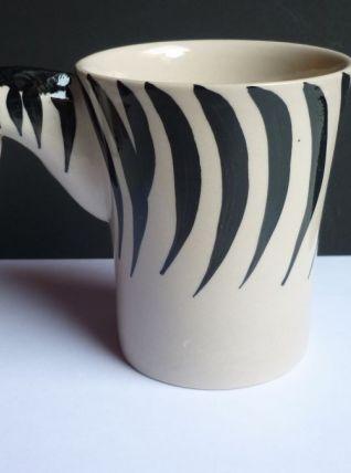 Mug tasse zèbre