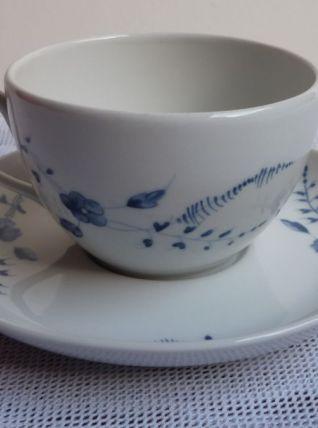 Tasse porcelaine chantilly brindille