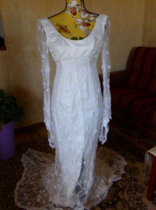 Robe de mariée créateur dégriffée TXS