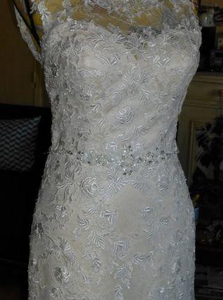 Robe de mariée Mark Lesley tM