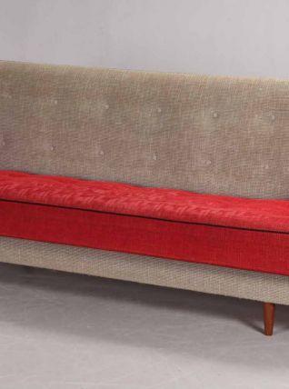 Canapé trois places/canapé-lit
