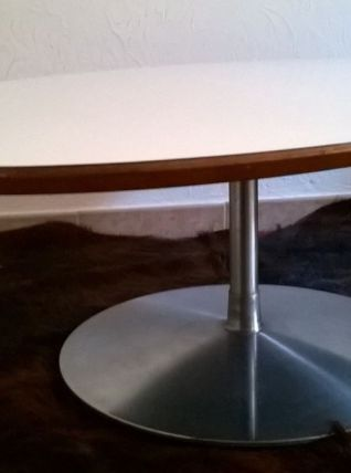 Table design circlede Pierre Paulin circa 1960