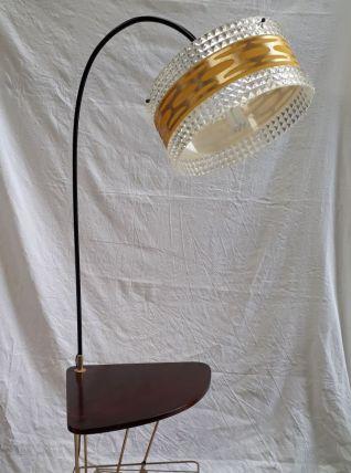 lampadaire liseuse a tablette 1950