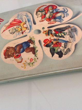 Enfantina / Ourson au pole nord /C.MONTI+illustrat MARIAPIA