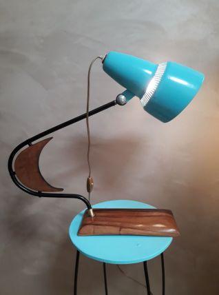 lampe  vintage  1950