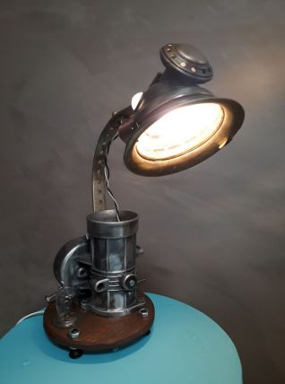 LAMPE  collector   indus numerote