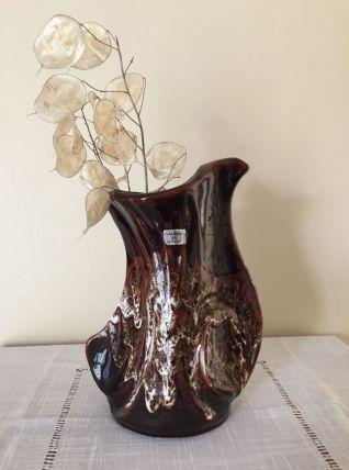 Vase ancien céramique de Vallauris