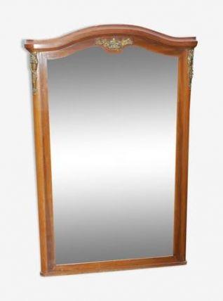 Miroir Napoleon III biseauté
