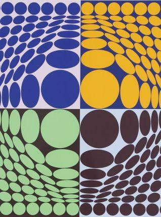 Composition cercle - 1994