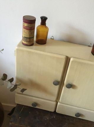 Armoire de toilette vintage
