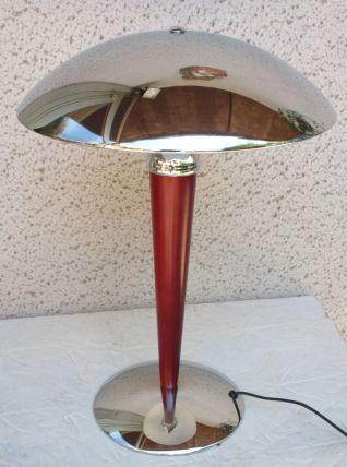 Lampe «champignon» - style art déco