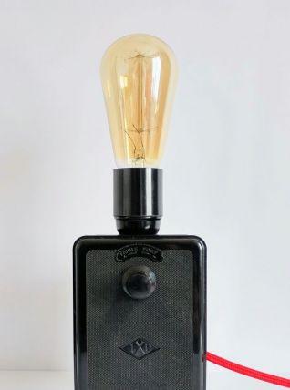 """Lampe industrielle, lampe vintage - """"L'Electro"""""""