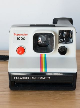Polaroid Land Camera Supercolor