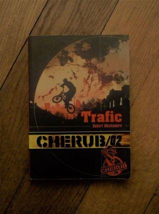 Cherub Tome 2 - Trafic-Robert Muchamore - Casterman