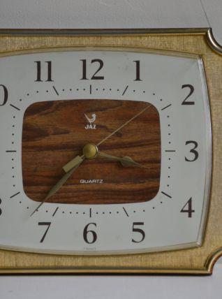 Horloge de cuisine vintage JAZ
