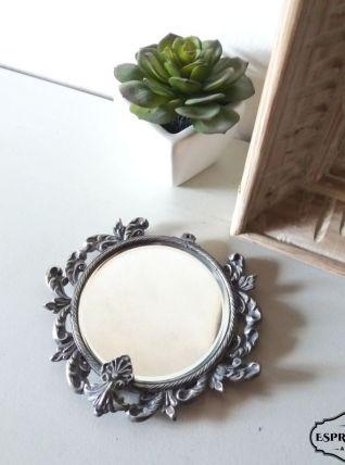Miroir étain