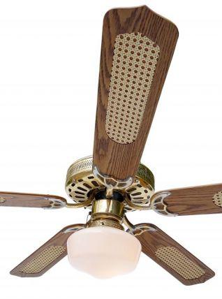 Grand ventilateur de plafond