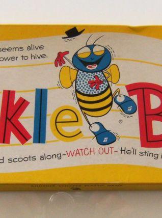 Jeux vintage tickle bee american toy #215 rétro