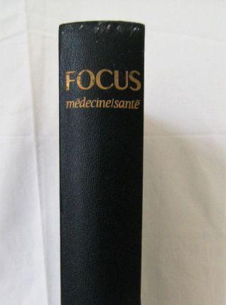 Focus Médecine santé BORDAS relié 1969