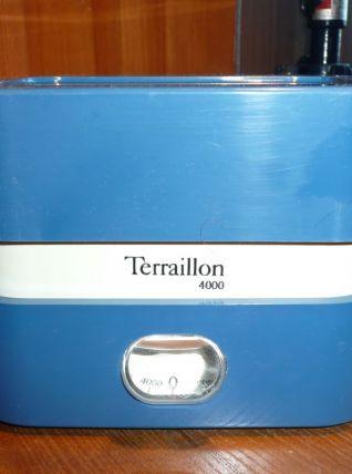 Balance bleue Teraillon