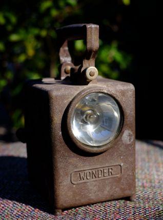 Lampe Wonder type Agral